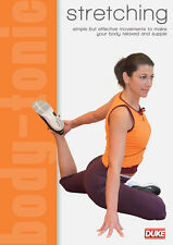 Body Tonic DVD Stretching Exercise & Fitness Workout Ideal For Over 50s NEW
