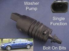 Front Windscreen Washer Pump Skoda Superb Mk1 Saloon 2002 through to 2008