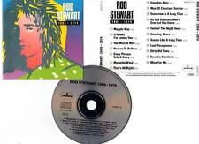 """ROD STEWART """"Rod Stewart 1969-1974"""" (CD) 18 Titres 1991"""