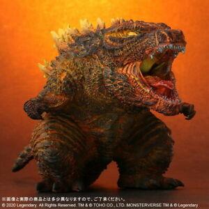 X-PLUS Deforeal Burning Godzilla (2019) figure