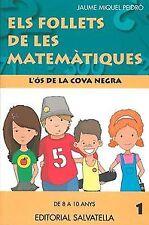 Els follets de matemátiques. NUEVO. Nacional URGENTE/Internac. económico. LIBRO