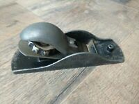 Vintage Block Wood Plane Woodworking Hand Tools Made in USA