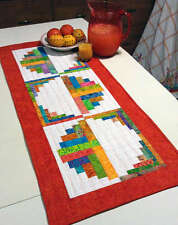 CITRUS AND BERRY TABLE RUNNER SEWING PATTERN, From Cut Loose Press Patterns NEW