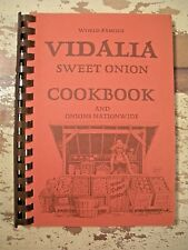 WORLD FAMOUS VIDALIA ONION COOKBOOK Wynn Farms Vidalia Georgia SC VG Clean