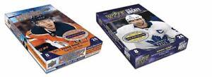 2020-21 Upper Deck Series 1 & 2 | 2 Hobby boxes | 2 Random Teams