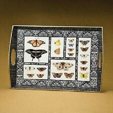 Marjolein Bastin Nature's Journey Butterfly Serving Tray Nwt 16744 Butterflies