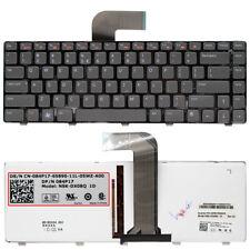 KeyboardFOR Dell L502x V131 3350 3450 3550 N411z Backlit  84P17 084P17 BLACK