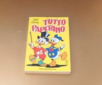 CLASSICI DISNEY I SERIE ORIGINALE N° 22 TUTTO PAPERINO EDICOLA [NB-022]