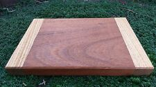 Cutting board / Chopping board / Cheese platter Solid timber Hand made