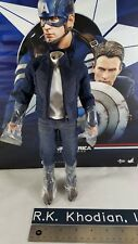 Hot Toys MMS243 Marvel Steve Rogers Winter Soldier's loose action figure No head