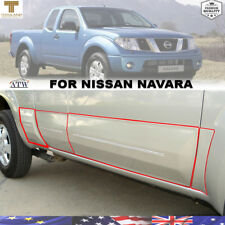 05-2013 For Nissan Navara Frontier D40 Space Cab Body Cladding Molding Guard
