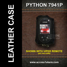 Python 7941P Protective Leather Remote Control Case For Responder HD Remote
