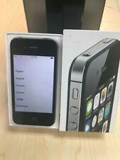 Apple iPhone 4s - 8GB - Black Sprint. Straight Talk, Ting clean ESN original Box