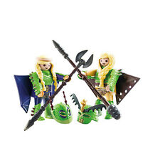 Playmobil Dragons Ruffnut Tuffnut With Flight Suits Set NEW Learning Toys