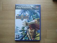 Samurai Shodown V - Sony Playstation 2 (PS2) Factory sealed  Showdown V UK PAL