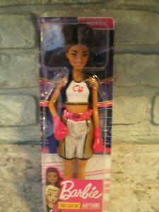 Barbie You Can Be Anything Boxer  African American Doll NIP