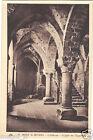 50 - cpa - MONT SAINT MICHEL - L'abbaye - Crypte de l'Aquilon ( i 4787)