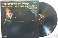Marilyn Maye - The Second of Maye - RCA VICTOR LPM-3546