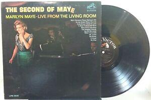 Marilyn Maye - The Second of Maye - RCA VICTOR LPM-3546