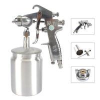 Air Paint Spray Gun Kit 1.5mm Nozzle Professional Pneumatic Car Truck Sprayer