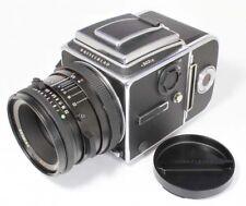Hasselblad 503CW Medium Format SLR Film Camera with Zeiss Planar 80 mm f2.8 Lens