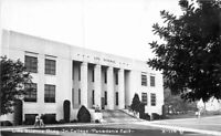 Life Science Building Jr College Pasadena California 1940s Photo Postcard 20-292
