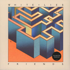 WHITE Lies-Friends (vinile LP - 2016-UK-original)