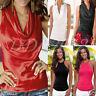Fashion Women Summer Casual Vest Top Sleeveless Blouse Tank Blouse Tops T-Shirt