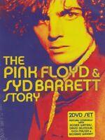 PINK FLOYD/SYD BARRETT - THE PINK FLOYD & SYD BARRETT STORY 2 DVD NEU