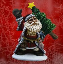 SANTA DWARF Limited Edition DISCONTINUED Reaper Miniatures 01525