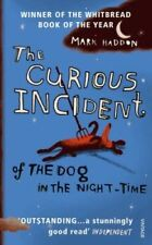 THE CURIOUS INCIDENT OF THE DOG IN THE NIGHT-TIME Paperback Novel (Mark Haddon)