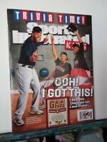 Boston Red Sox Mookie Betts Signed  Autographed Sports Illustrated Magazine COA