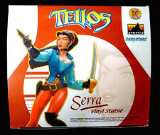 "Tellos Serra Sexy Pirate Vinyl Statue 9.5"" Action Figure New 2000 Dynamic Forces"