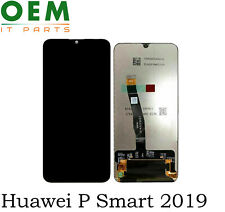 For Huawei P Smart 2019 LCD Display Touch Screen Digitizer Glass Assembly Black