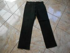H9789 Wrangler Texas Stretch Jeans W32 L32 Schwarz Gut
