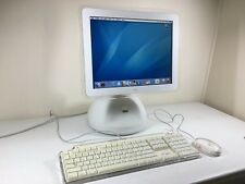 "Apple iMac Power PC G4 700 Mhz 10.4.11 Tiger 256MB RAM 15"" Monitor ALL IN ONE"