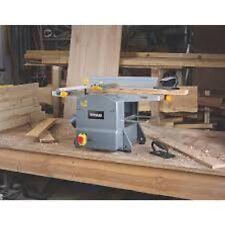 Planer Thicknesser 230V Wood Shaving Straight Edge Vacuum Adaptor Titan