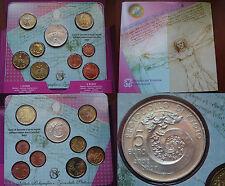 REPUBBLICA ITALIANA DELL'ISTITUTO POLIGRAFICO ZECCA SERIE MONETE EURO ANNO 2007