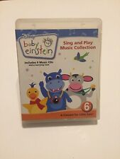 Baby Einstein: Sing and Play Collection (2008, 6 CDS)
