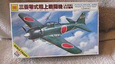 Otaki Mitsubishi Type O Carrier Fighter Zeke Model Kit  - 1:48 - NEW!!!  (G 10)