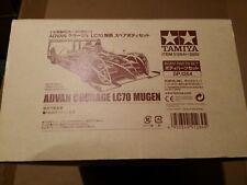 TAMIYA 51264 ADVAN COURAGE LC70 MUGEN 1/10 LE MANS IN BOX TRANSPAR. BODY SP.1264