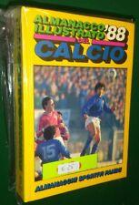 ALMANACCO ILLUSTRATO DEL CALCIO PANINI 1988