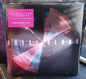 ROYAL BLOOD - TYPHOONS Digipak CD (New/Sealed) Rock