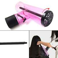 New Air Curler Hair dryer Curl Diffuser Spin Roller Cap Best Gift Home Salon UK