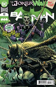 BATMAN #97 (2020) Tynion IV & Jimenez JOKER WAR!!