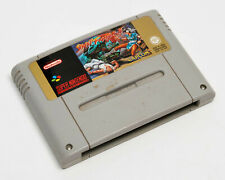 Street Fighter II 2 Super Nintendo Entertainment System SNES cartridge FAH PAL