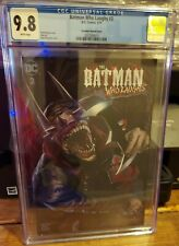 BATMAN WHO LAUGHS #3 (SRISUWAN VARIANT COVER) CGC 9.8