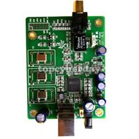 XMOS XU208 Asynchronous USB Digital port Coaxial DSDOP IIS Output DSD128/256