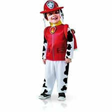 Paw Patrol Marshall Child Size S 4/6 Nickelodeon Costume Outfit Rubie's