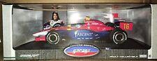 Greenlight Indycar Garage Series Danica Patrick #16 2006 Honda Argent NIB 1/18